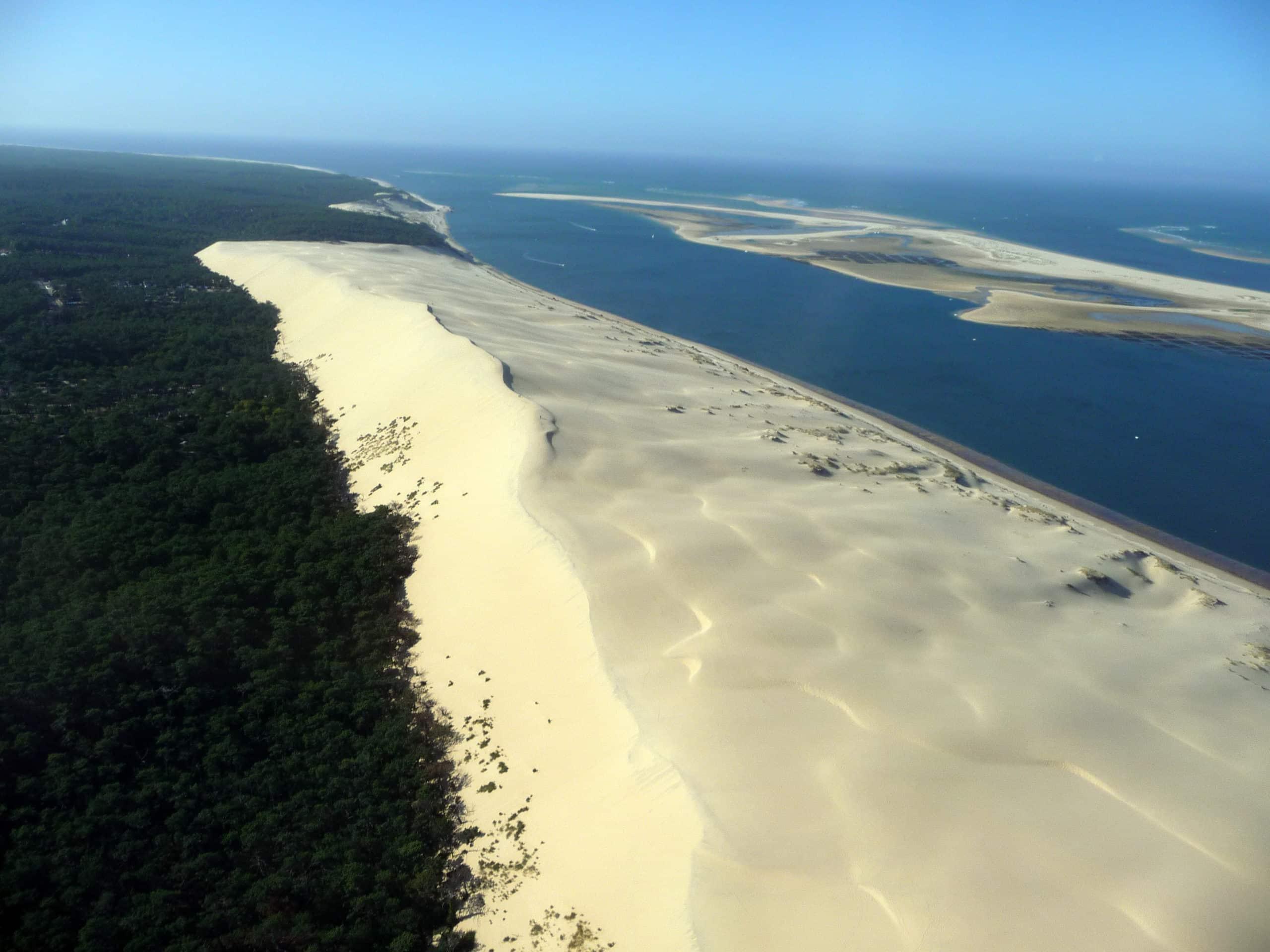 Les travaux du village d'accueil de la dune du Pilat ont démarré